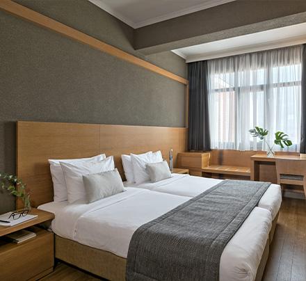 Comfort Δωμάτια