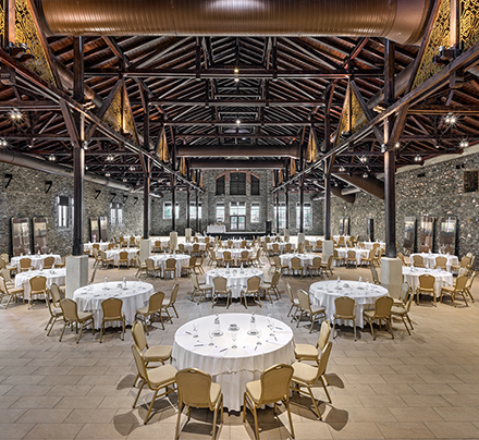 Grand Pietra Hall