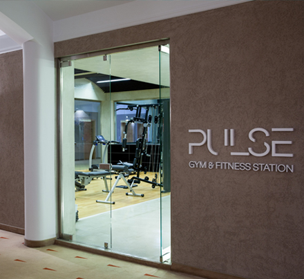 PULSE Gym & Fitness station